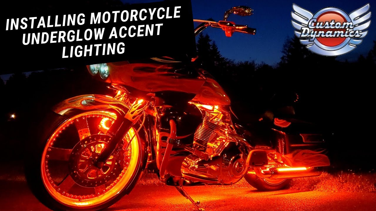 Motorcycle Led Underglow Accent