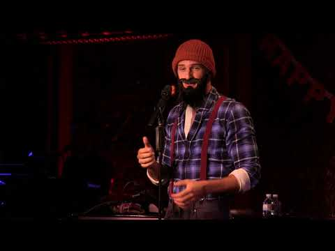 """Broadway's Cory Jeacoma Sings """"Manly Man's Lament"""" in Video #2!"""