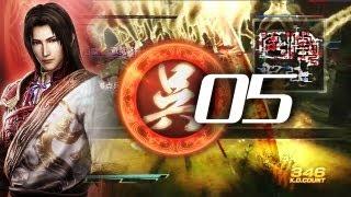 真三國無雙7 吳傳05 周瑜「南郡之戰」 Dynasty Warriors 8 - Wu 05 - Zh...
