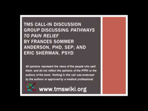 TMS Call-in Discussion Group - Pathways to Pain Relief