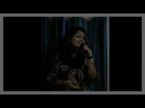 Ethrayo janmamaay - a cover by Aparna K Rao