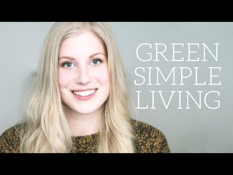 Minimalism & Sustainability | Living Simpler & Greener