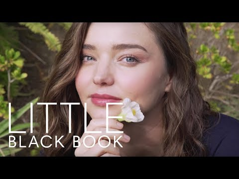 Miranda Kerr's Guide to DeStressing  Little Black Book of Wellness  Harper's BAZAAR