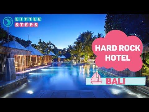 Amazing Bali Kids Holiday At Hard Rock Hotel Bali