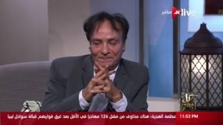 بالفيديو - عمرو أديب لـحمدي الوزير: أنت أشهر مغتصب في مصر.. والممثل يرد