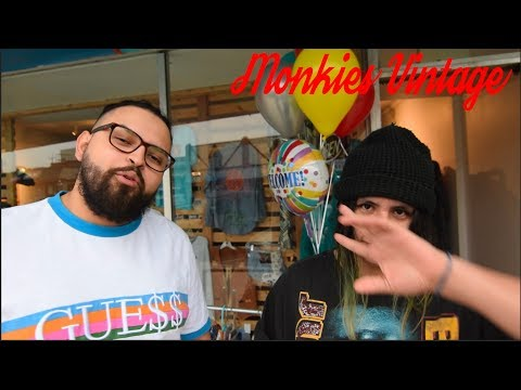 MONKIES VINTAGE GRAND OPENING EVENT TEASER!!!