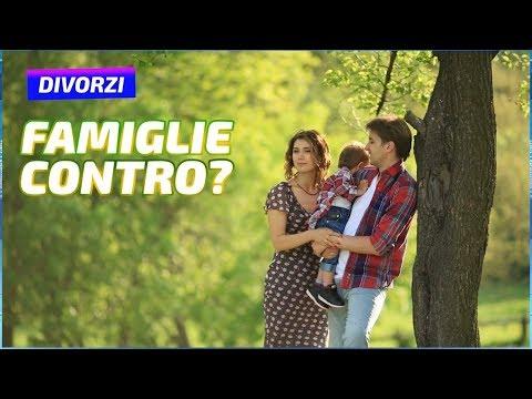 'Divorzi: Famiglie Contro ?'   Notizie Oggi Lineasera