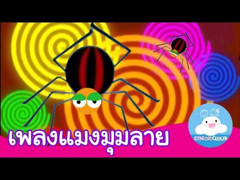 เพลงแมงมุมลาย by KidsOnCloud