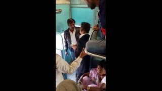 Dabangg and honest T.T EVER IN indian railways thumbnail
