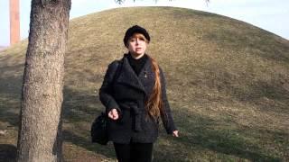 Курган Гульбище, Чернигов(Юлианна Колдовко рассказывает про легендарный курган Гульбище, который находится на Болдиных Горах. Леген..., 2015-03-19T20:17:54.000Z)