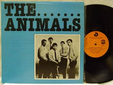 The Animals - The House Of The Rising Sun Instrumental