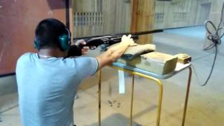 Baikal MP-155 Slow Motion