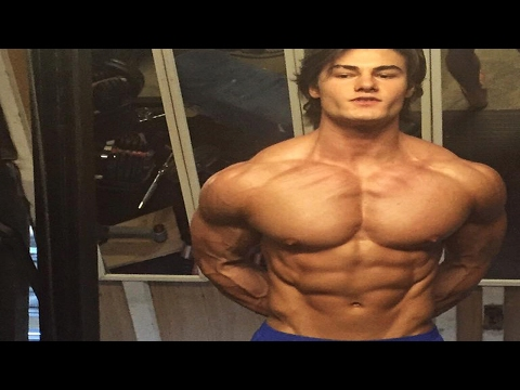 HOW TO BUILD A HUGE CHEST - FULL CHEST/CALVES/ABS WORKOUT