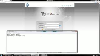 how to change b593 router modem password