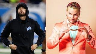 BREAKING: Eminem is on the new Riff Raff album