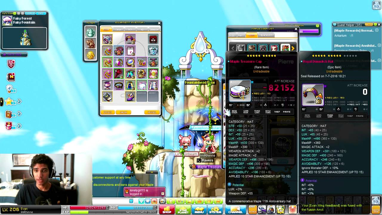reboot maplestory equipment progression what to cube youtube rh youtube com Maple 13 Product Japanese Maple