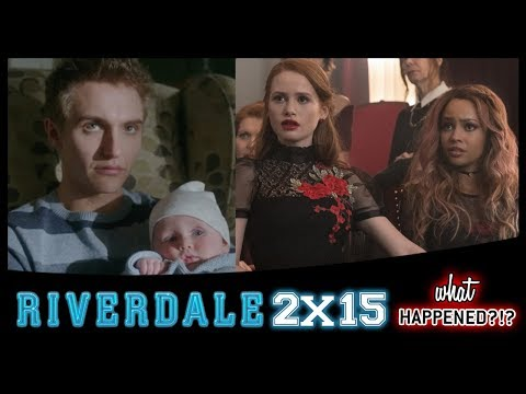 RIVERDALE 2x15 Recap: Betty Confronts Chic, Hiram's Plan Exposed - 2x16 Promo | What Happened?!?