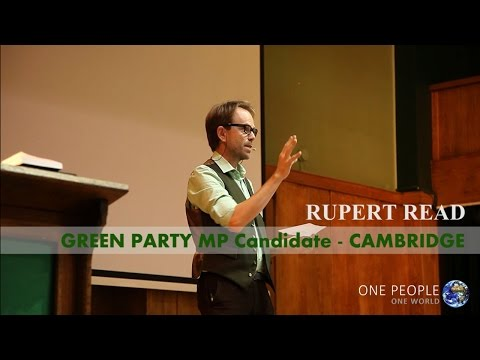 A Deep Green Economy: A New Paradigm for Economics / Rupert Read