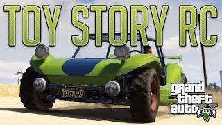 قصة لعبة RC (BF Bifta) : GTA V سيارة مخصصة بناء