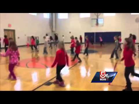 Wake up call: Harwich Elementary School.