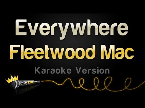 Fleetwood Mac - Everywhere (Karaoke Version)