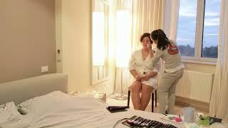 Невеста. Утро перед СВАДЬБОЙ