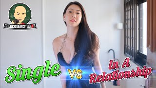 Girls: Single Vs In A Relationship