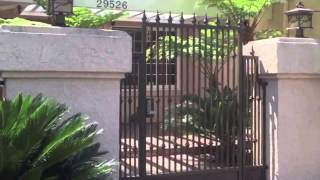 Residential Security Gates, Mulholland Security, 1.800.562.5770