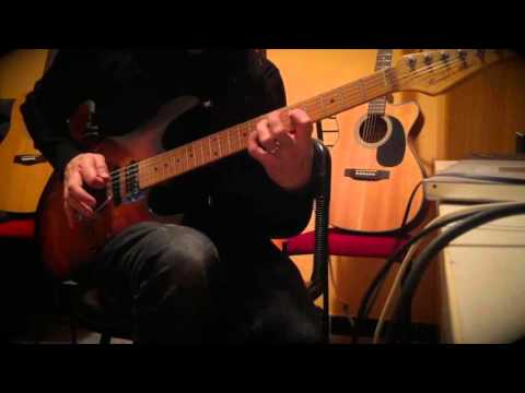 """jam over minor backing track """"melodic minor"""""""
