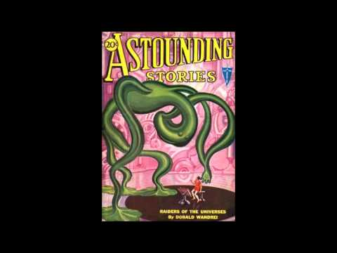 The Moon Weed (A Tale of Alien Plant-Beasts) by Harl Vincent, Science Fiction