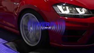 VW GOLF 7 R 404 Hp & 550 Nm @ PPE Dyno