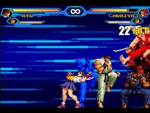 KOF Wing 1.3 Ryu2 Cool COMBO
