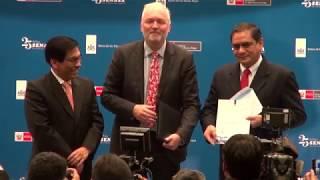 SENASA: Certificación electrónica con Holanda