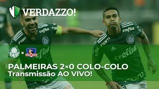 Palmeiras 2 x 0 Colo-Colo - Gols   Melhores Momentos (Completo ... 9463b4696fcb4