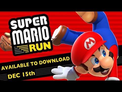 Super Mario Run - Introduction Trailer