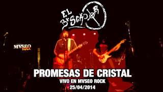 El Buscador - Promesas de Cristal (Vivo en Mvseo)