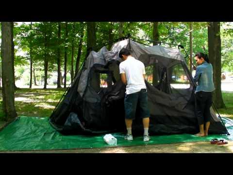 9c8f473934d Coleman Instant Tent 8 Person Tent Review