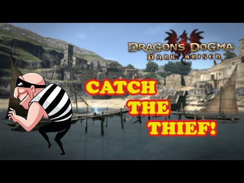 the guest thief