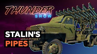 Thunder Show: Stalin's Pipes