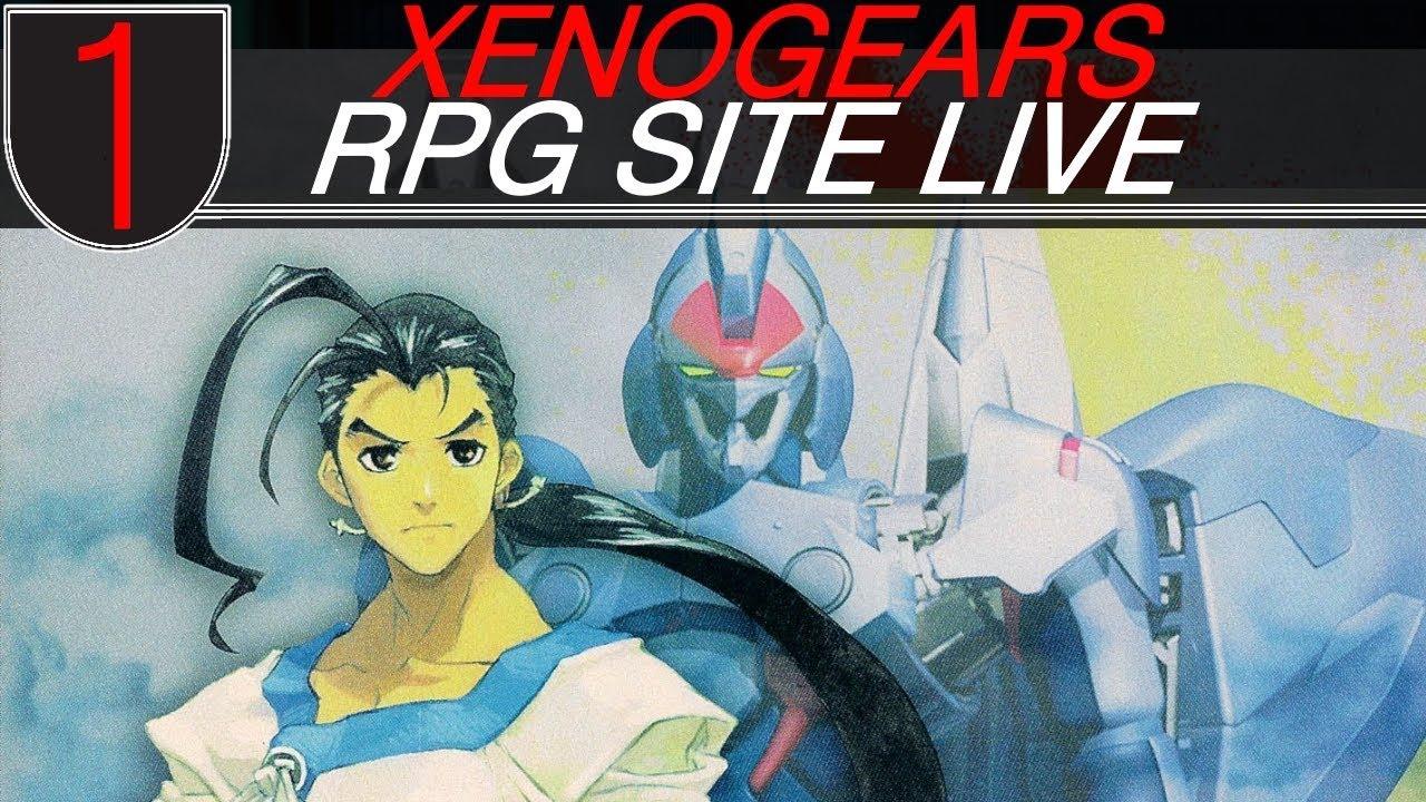 xenogears live