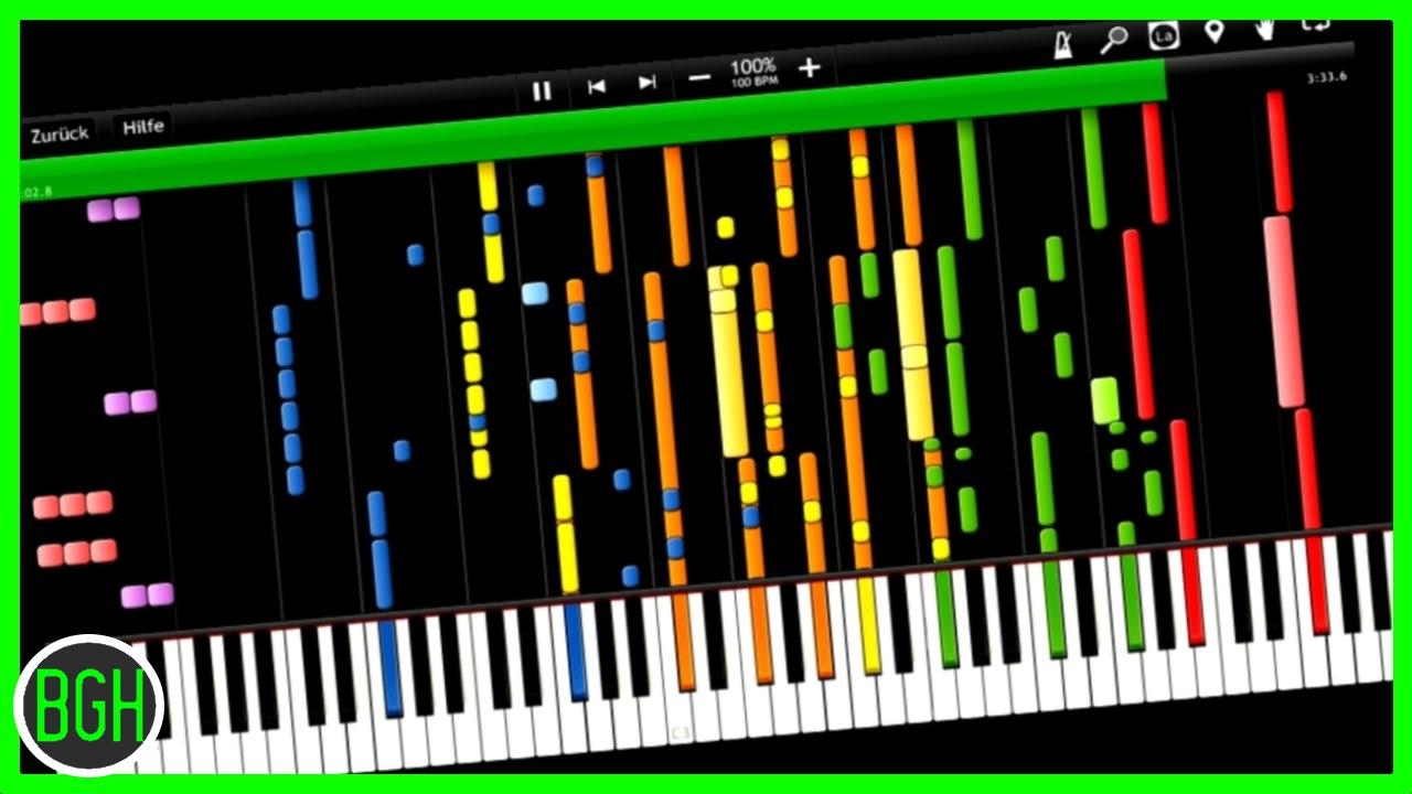 PIANO DUBSTEP II [NEW]