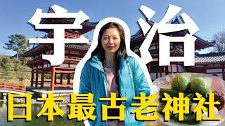 日本EP3|來到抹茶之都宇治、平等院、宇治上神社