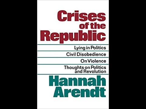 VRG: Crises of the Republic #5 On Violence
