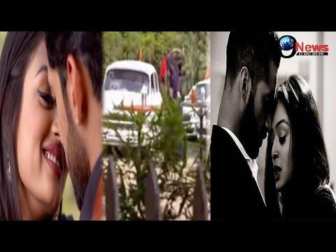ZKM : शौर्य-महक के बीच hot kissing scene, शौर्य के कारण महक का हुआ Accident...। Mehak Accident