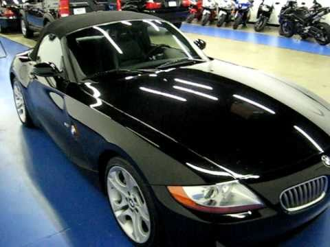 2004 Bmw Z4 3 0 Smg For Sale At Slxi Sn922 Youtube