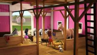 "LEGO® Friends - ""Подружки из Хартлейк Сити"" - Серия 4 ""Смена обстановки"""