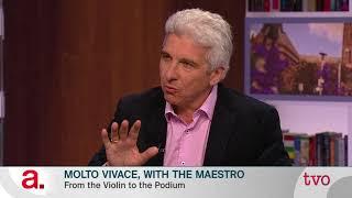 Molto Vivace, with the Maestro