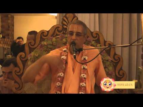 Бхагавад Гита 12.13-14 - Ниранджана Свами