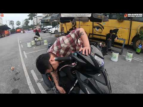 Quân Béo Motor l Honda Winner độ càng PKL Siêu Đẹp. Winner Độ Đẹp Có 102 tại Việt Nam