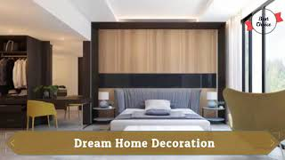 Home Decoration Styles for Modern Homes Beautiful house   Modern bedroom design